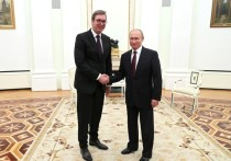Президент Сербии описал визит к Путину:
