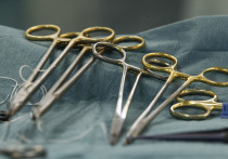 Гигантский «мешок» с кровью, или по-научному — аневризму, удалили на днях у пациента хирурги больницы имени...