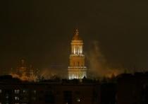 По факту пожара в Киево-Печерской лавре возбуждено дело по статье поджог