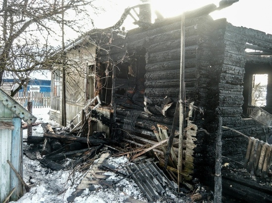 Житель Тверской области оставил заживо гореть собутыльников и ограбил магазин