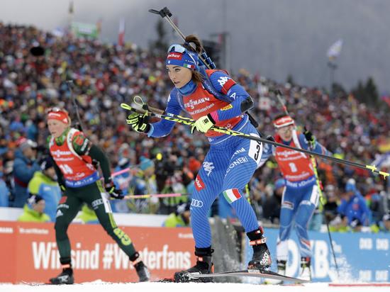 Спринт на этапе Кубка мира в Рупольдинге перенесли из-за снегопада