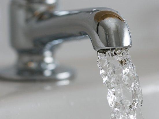 В районах Дачный и НЛМК Липецка отключат холодную воду