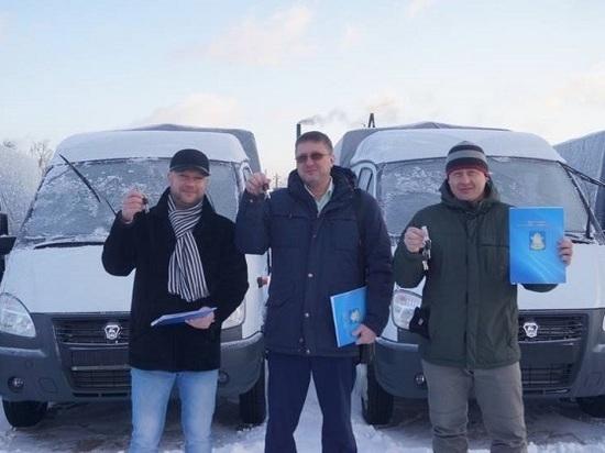 Для Корсакова закупили автомобили, работающие на двух видах топлива