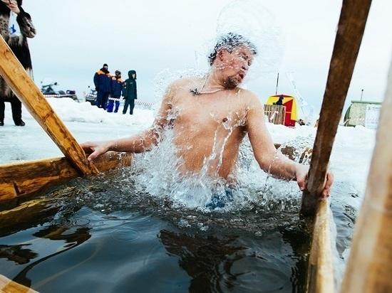 В чем польза и опасность купания в проруби в крещенские морозы