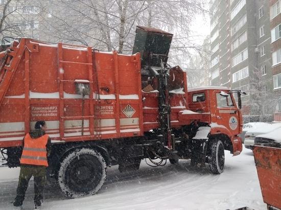 Ставропольцы в Новый год не заметили перебоев с вывозом мусора