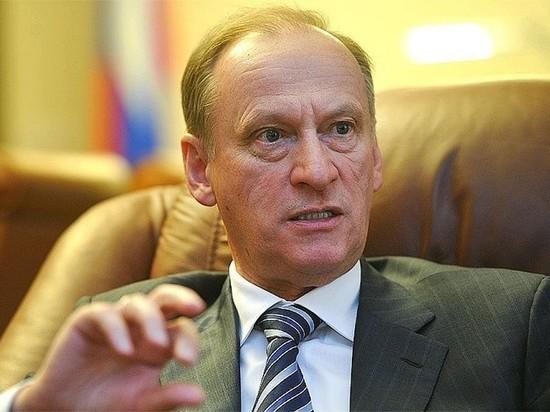 Секретарь Совбеза России Патрушев заявил о расколе Украины