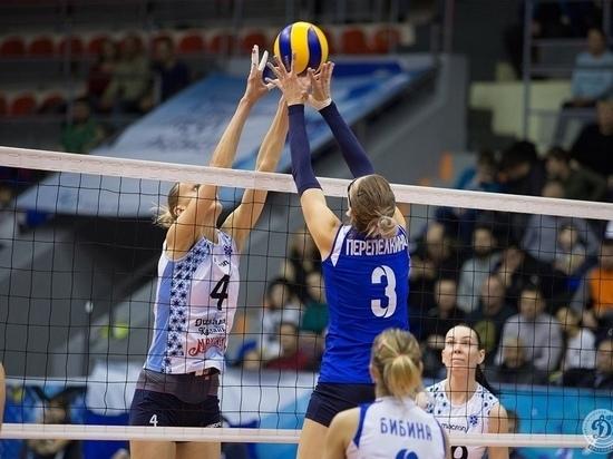 Краснодарское «Динамо» не справилось с давлением