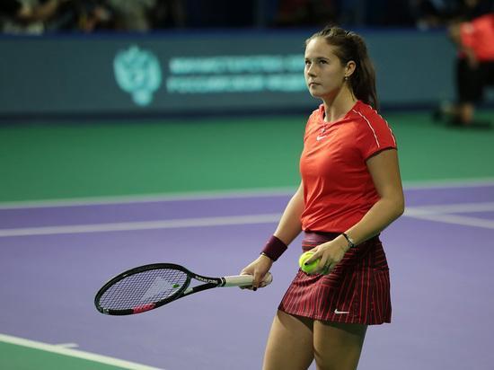 Почему теннисистка Касаткина провалилась в Австралии