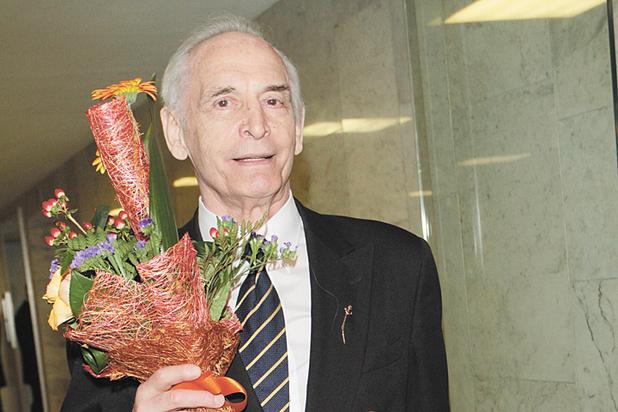 Путин поздравил артиста Василия Ланового сюбилеем | Театр