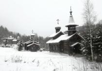 Зимняя сказка по-уральски