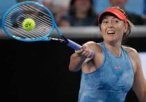 Шарапова вышла в третий крут Australian Open