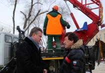 В Воронеже поменяют лампы
