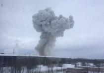Химическое облако идёт на Петербург после ЧП на заводе в Кингисеппе