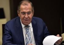 Подводя итоги года, Лавров раскритиковал США и Японию
