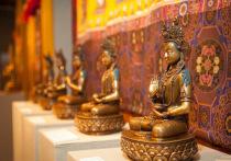 Калмыцкая культура – на буддийском фестивале