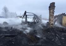 СК проводит проверку по факту гибели калужанина на пожаре