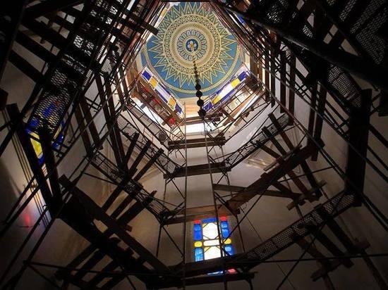 В первой половине года Алматы увидит обновленный Вознесенский собор