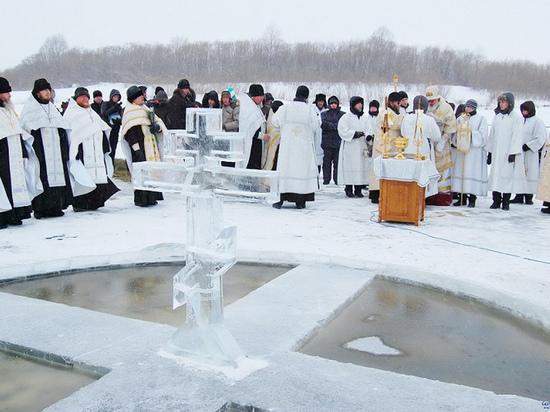 В Крещение пермяки смогут окунуться в купели