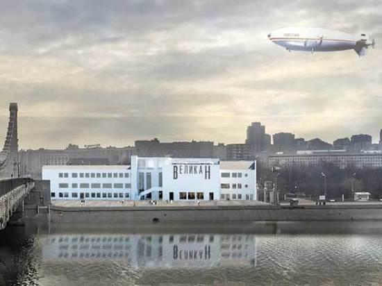 Cтали известны детали восстановления кинотеатра «Пеликан» в Парке Горького