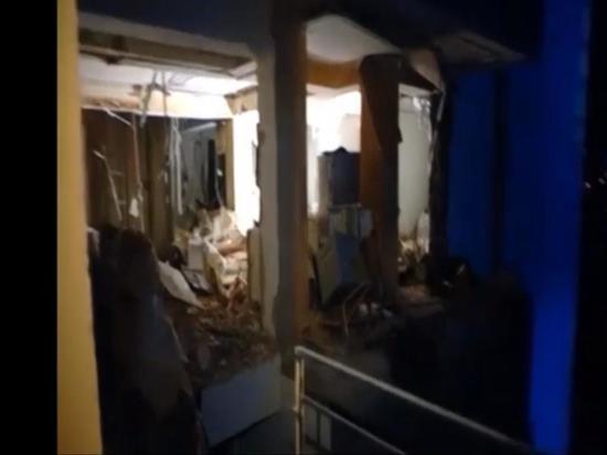 В Тбилиси при взрыве газа частично разрушился дом