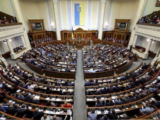 В Раде раскритиковали западных партнеров: «Выжимают из Украины все соки»