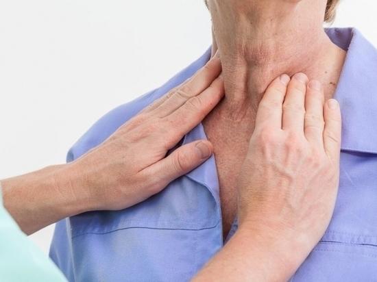 Примерно 18% томичей испытывают проблемы с щитовидкой