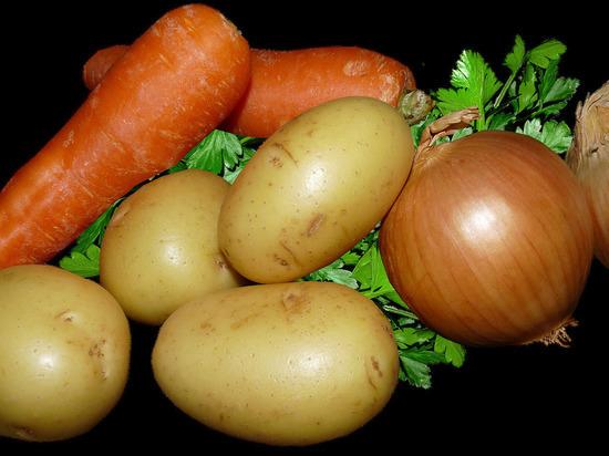 В Рязанской области подешевели яблоки, подорожала картошка