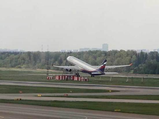 Вакансия пилота «Аэрофлота» стала самой высокооплачиваемой в Москве