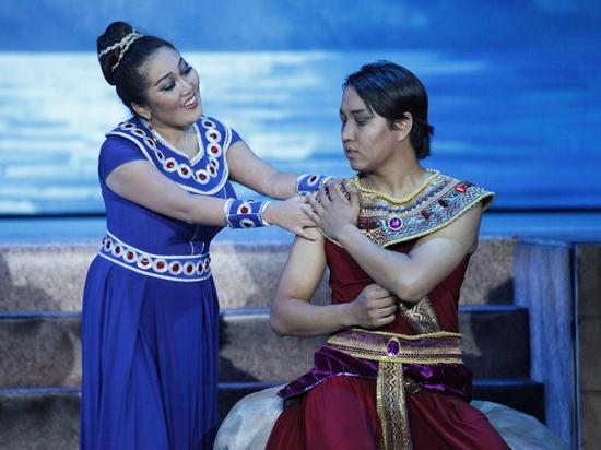 Молодые солисты Мариинки споют в Бурятском театре оперы и балета