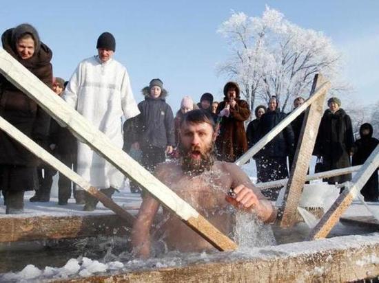 Полный список крещенских купелей Ленинградской области