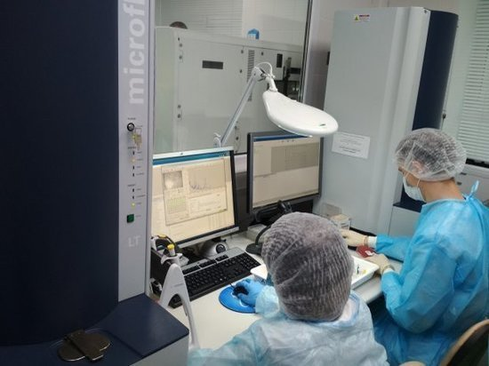 18 млн анализов сделали в единой диагностической лаборатории Волгограда