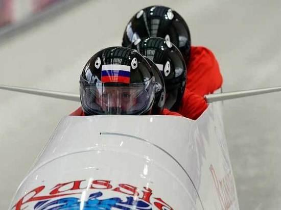 Бобслеиста Зубкова дисквалифицировали на 2 года за допинг