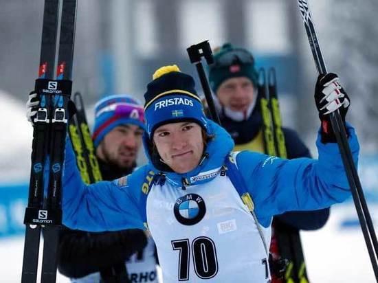 Шведский биатлонист высказался против участия Логинова в Кубке мира