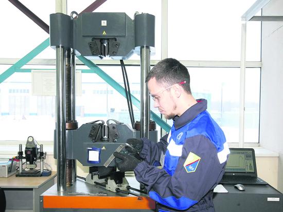 ООО «Газпром трансгаз Сургут» обновило химико-экологическую лабораторию