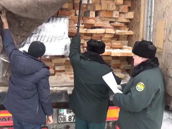 С начала года новосибирская таможня не пропустила 185 тонн грузов