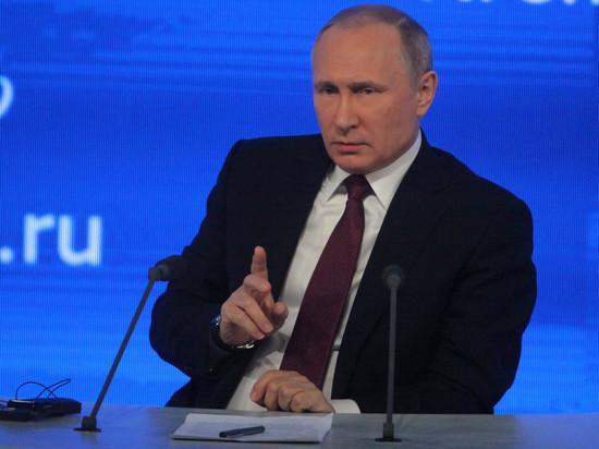 В Кремле рассказали о гневе Путина: «Кровь стынет»