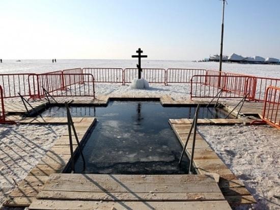 В Ярославле могут запретить крещенские купания из-за оттепели