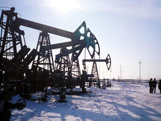 Новый год с нефтяного подарка