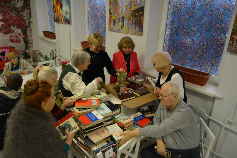 Дом интернат для пожилых людей крым дома престарелых в россии помощь