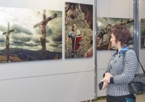 В Смоленске в КВЦ открылась фотовыставка