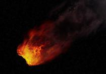 Россия приступила к разработке нацпроекта по борьбе с астероидами