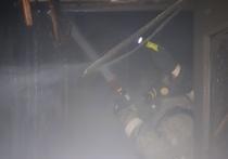 В Братске из-за непотушенной сигареты загорелась квартира и погибла женщина