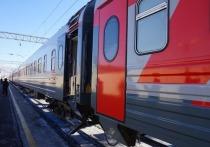 Железнодорожники подсчитали, сколько пассажиров встретили Новый год в поезде
