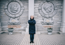 Ключ от Евпатории: актриса Ольга Майорова и её книги, ёлки, уголки