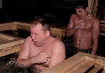 В Москве оборудовали крещенскую прорубь за 356 тысяч рублей