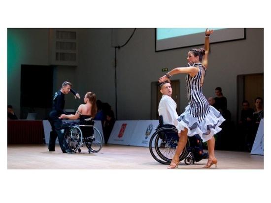 В Серпухове состоится мастер-класс по обучению танцам на колясках