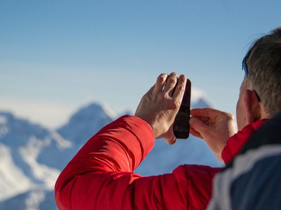 МТС отмечает рост «виртуальной активности» туристов в горах СКФО