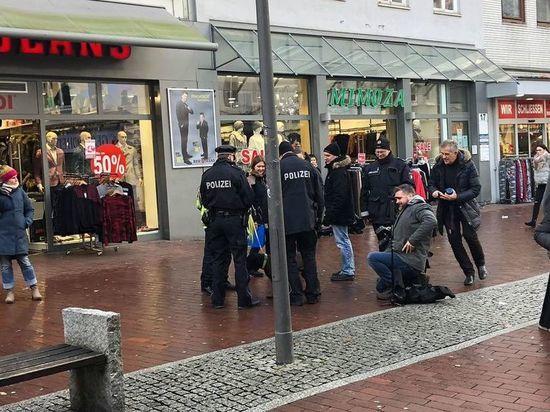 В Гамбурге зарубили топором сирийского аптекаря-оппозиционера за критику Асада