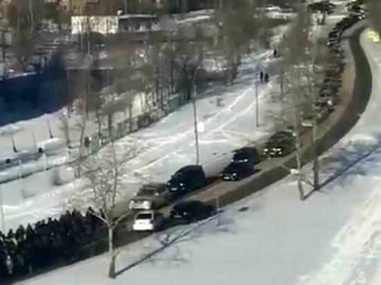 СК обвинил в клевете рассказавших об участии полиции в похоронах авторитета