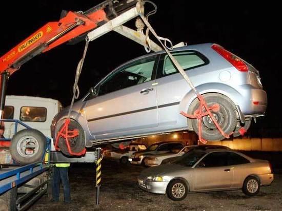 В Подмосковье введут штрафы для владельцев штрафстоянок, не возвращающих автомобили